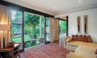 Lounge Area with View - Villa Avalon Bali - Canggu, Bali