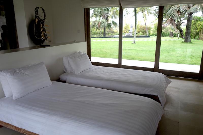 Twin Bedroom - Villa Babar - Tabanan, Bali