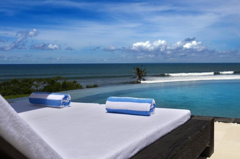 Sun Beds - Villa Babar - Tabanan, Bali
