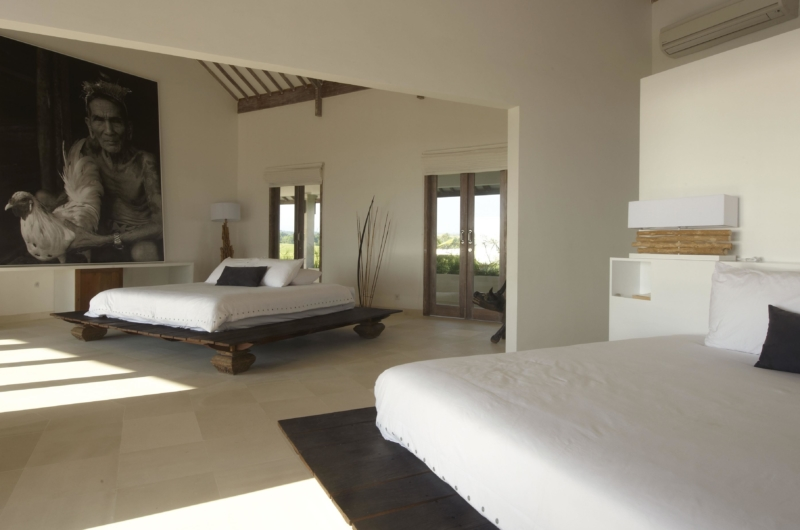 Bedroom View - Villa Babar - Tabanan, Bali