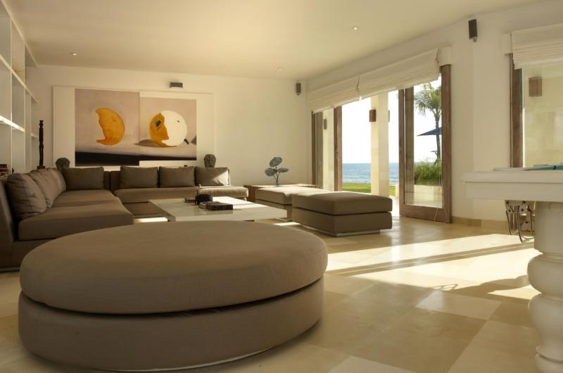 Indoor Living Area - Villa Babar - Tabanan, Bali