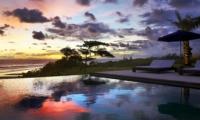 Pool with Sea View - Villa Babar - Tabanan, Bali