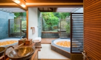 Romantic Bathtub Set Up - Villa Bali Bali - Umalas, Bali
