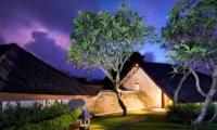 Outdoor Area at Night - Villa Bali Bali - Umalas, Bali