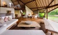 Living Area with Garden View - Villa Bali Bali - Umalas, Bali