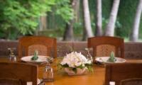 Dining Table - Villa Bali Bali - Umalas, Bali