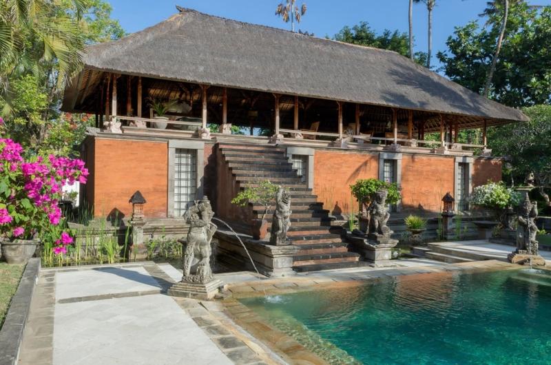 Pool Side - Villa Batujimbar - Sanur, Bali
