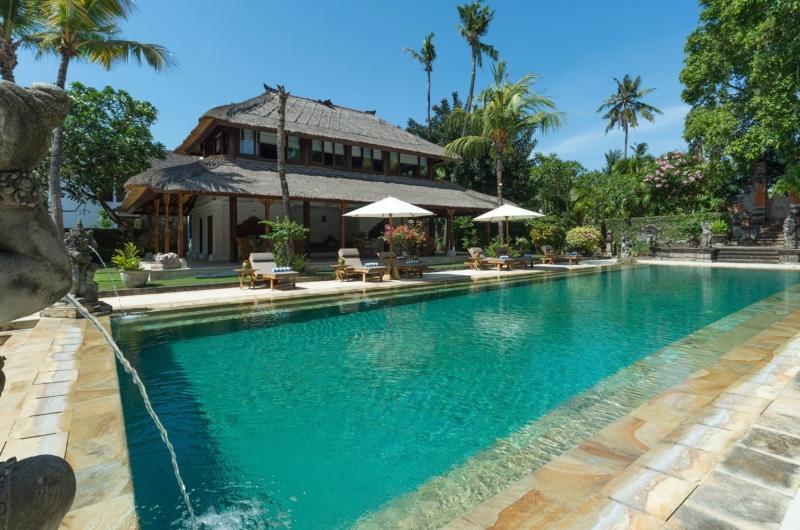 Pool - Villa Batujimbar - Sanur, Bali