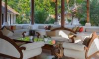 Open Plan Living Area - Villa Batujimbar - Sanur, Bali