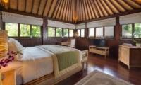 Bedroom with View - Villa Batujimbar - Sanur, Bali