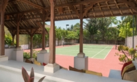 Tennis Court - Villa Batujimbar - Sanur, Bali
