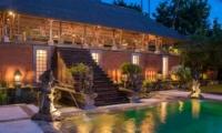 Up Stairs by Pool Side - Villa Batujimbar - Sanur, Bali