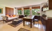 Lounge Area - Villa Batujimbar - Sanur, Bali