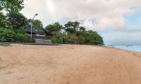 Beachfront View - Villa Batujimbar - Sanur, Bali