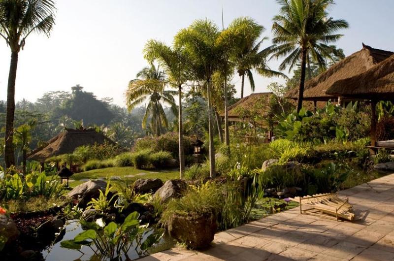 Outdoor View - Villa Bayad - Ubud, Bali