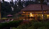Night View - Villa Bayad - Ubud, Bali