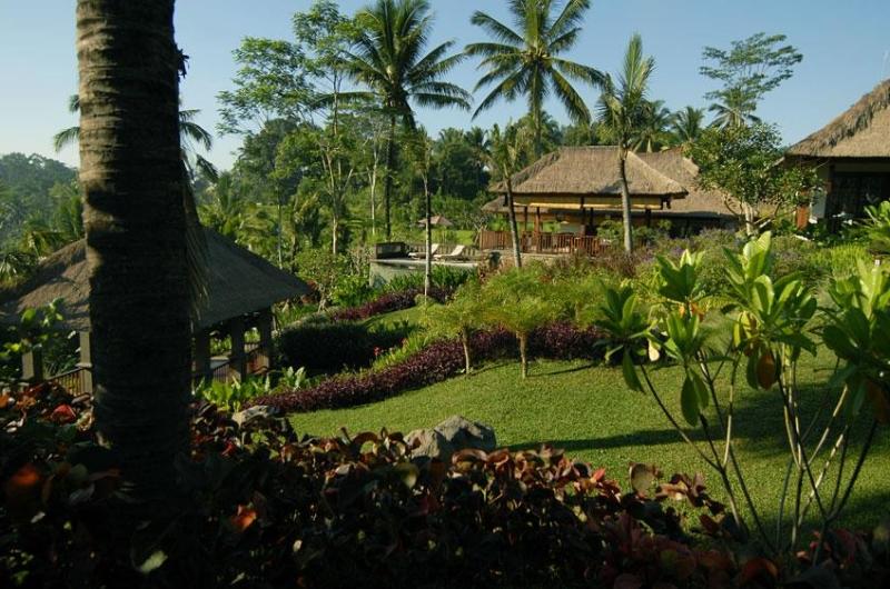 Outdoor Area - Villa Bayad - Ubud, Bali
