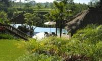Gardens and Pool - Villa Bayad - Ubud, Bali