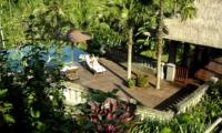 Sun Beds - Villa Bayad - Ubud, Bali