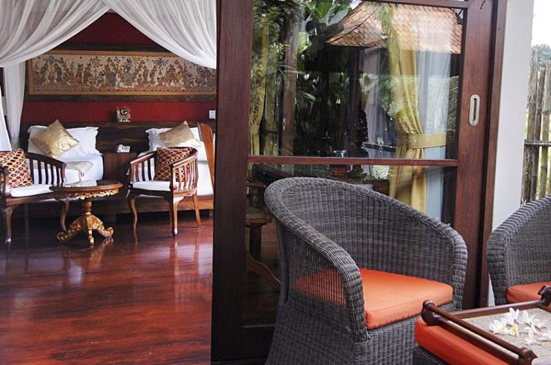 Bedroom View - Villa Bayad - Ubud, Bali