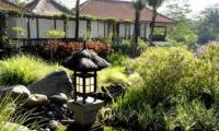 Outside Lamp - Villa Bayad - Ubud, Bali
