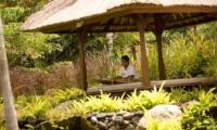 Pool Bale with View - Villa Bayad - Ubud, Bali