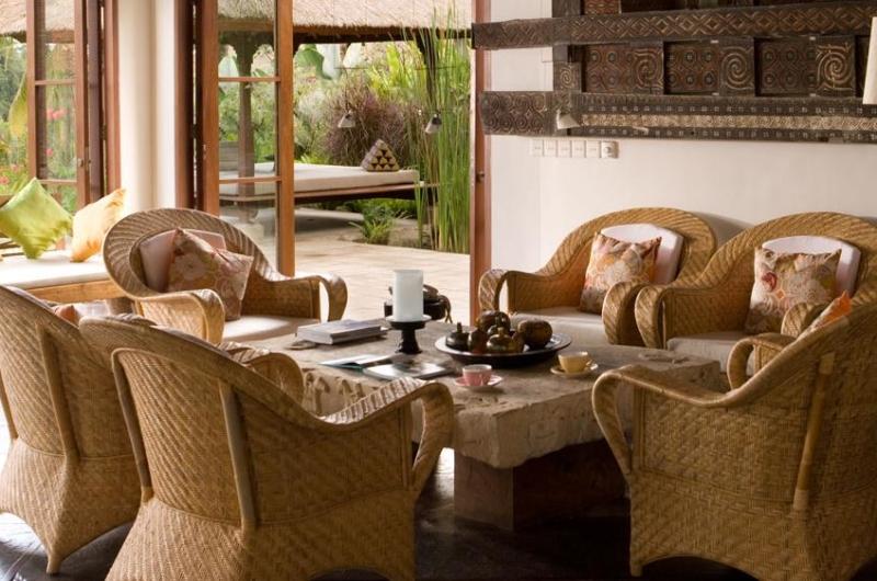Dining Area - Villa Bayad - Ubud, Bali