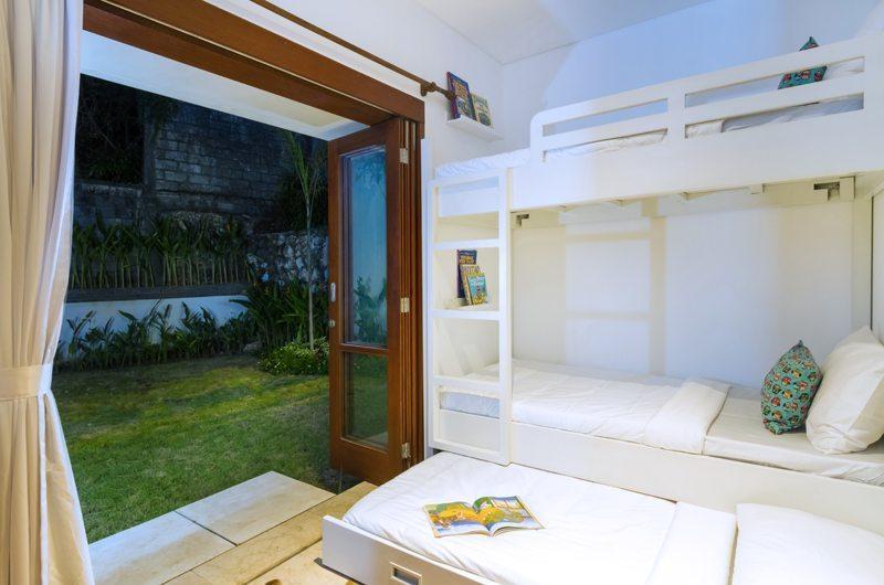 Bunk Beds - Villa Bayu - Uluwatu, Bali