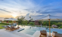 Gardens and Pool - Villa Bayu - Uluwatu, Bali