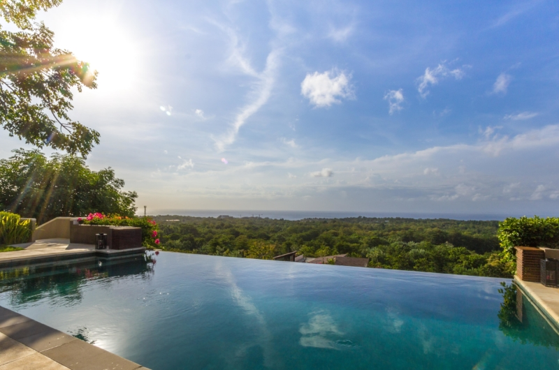 Pool Side - Villa Bayu - Uluwatu, Bali