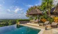 Pool Bale - Villa Bayu - Uluwatu, Bali