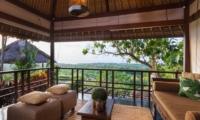 Open Plan Seating Area - Villa Bayu - Uluwatu, Bali