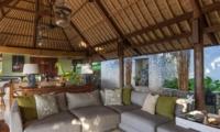 Seating Area - Villa Bayu - Uluwatu, Bali