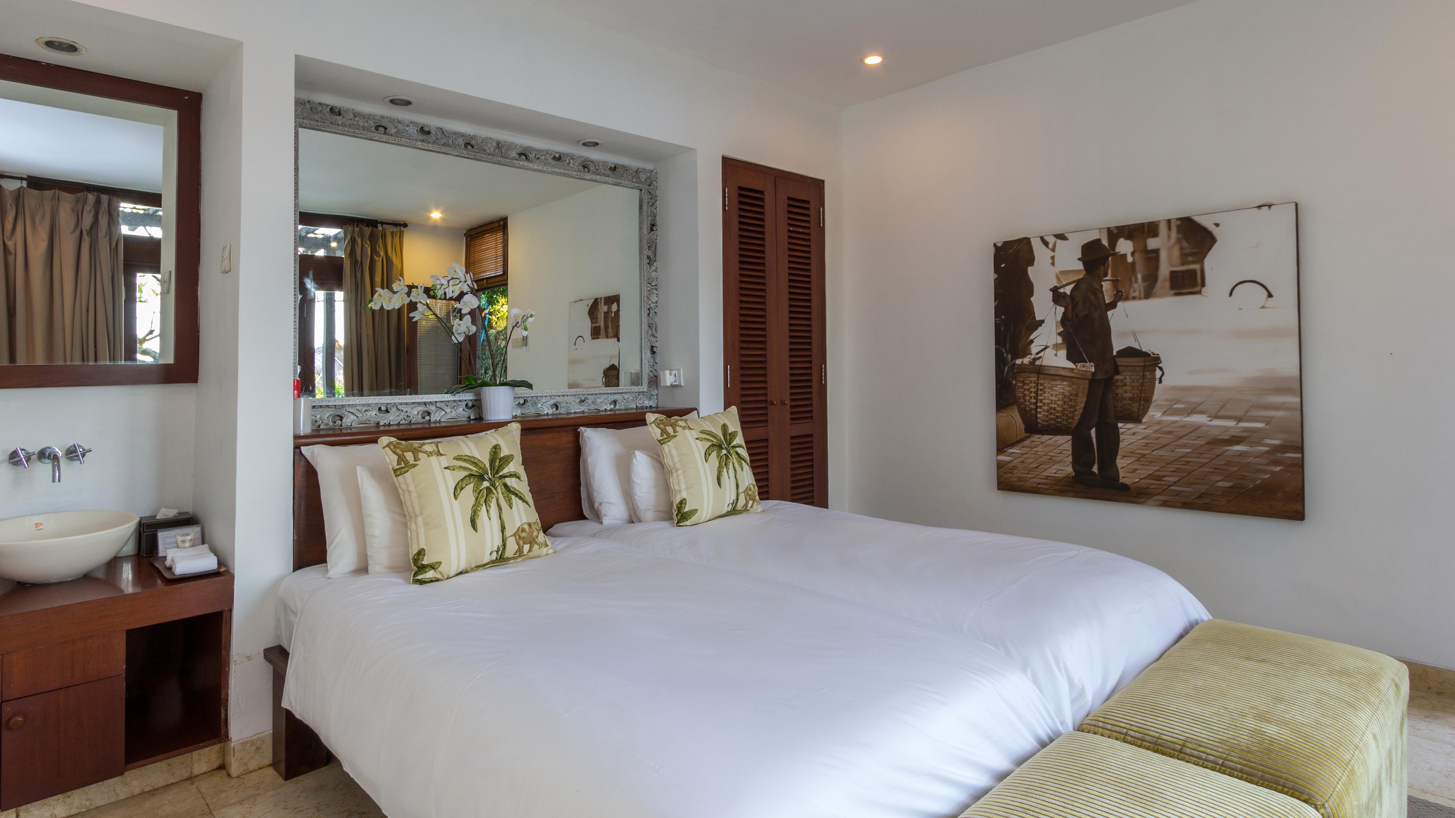 King Size Bed - Villa Bayu - Uluwatu, Bali
