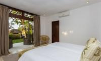 Bedroom with Twin Beds - Villa Bayu - Uluwatu, Bali