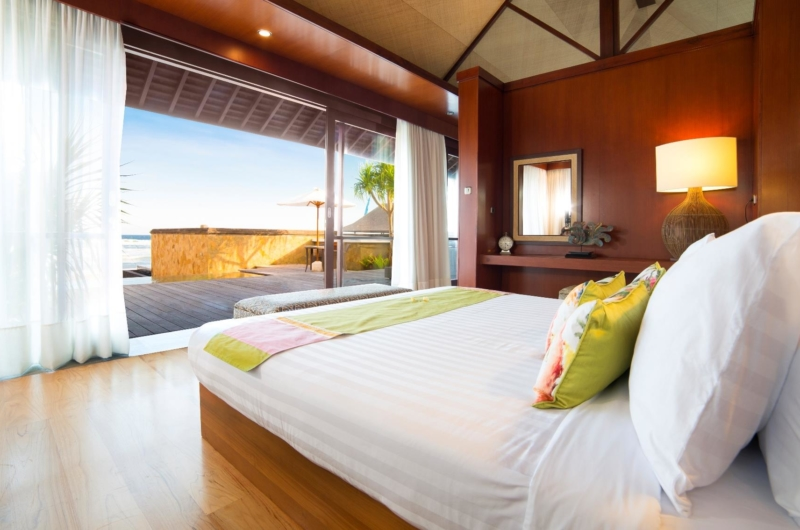 Bedroom with Sea View - Villa Bayu Gita - Sanur, Bali