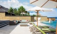 Reclining Sun Loungers - Villa Bayu Gita - Sanur, Bali