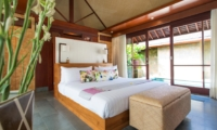Bedroom with View - Villa Bayu Gita - Sanur, Bali