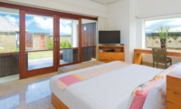 Bedroom with Outdoor View - Villa Bayu Gita - Sanur, Bali