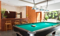 Billiard Table - Villa Bayu Gita - Sanur, Bali