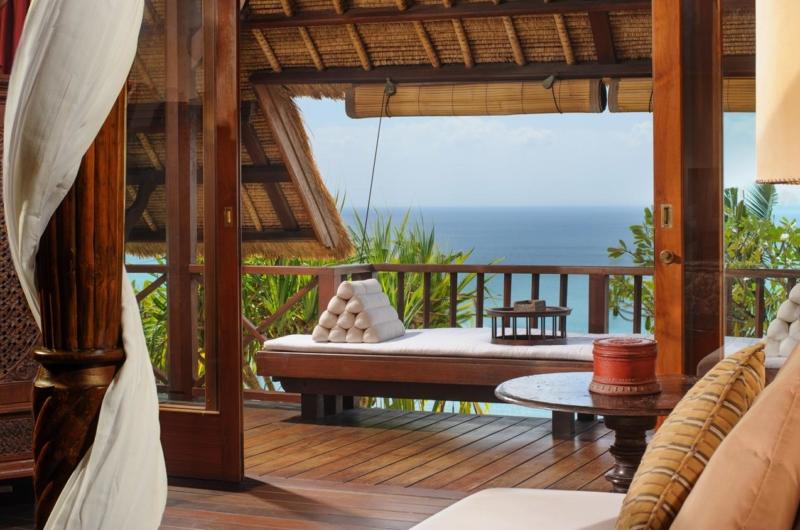Lounge Area - Villa Bayuh Sabbha - Uluwatu, Bali