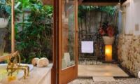 Bathroom with Shower - Villa Bayuh Sabbha - Uluwatu, Bali
