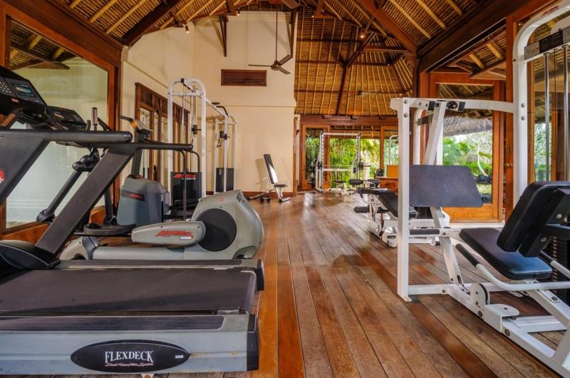 Gym - Villa Bayuh Sabbha - Uluwatu, Bali