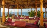 Outdoor Seating Area - Villa Bayuh Sabbha - Uluwatu, Bali