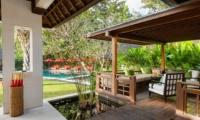 Outdoor Lounge - Villa Beji - Canggu, Bali