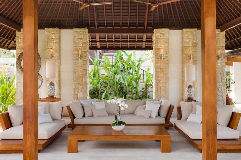 Living Area - Villa Beji - Canggu, Bali