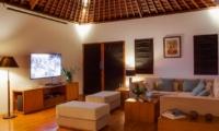 TV Room - Villa Beji - Canggu, Bali