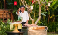 Outdoor Barbeque with Chef - Villa Beji - Canggu, Bali