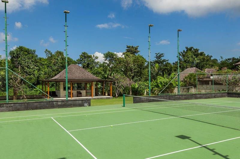 Tennis Court - Villa Beji - Canggu, Bali