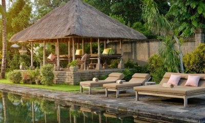 Pool Side Loungers - Villa Belong Dua - Seseh, Bali